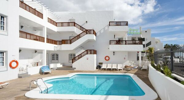 Holidays at Vista Mar Apartments in Puerto del Carmen, Lanzarote