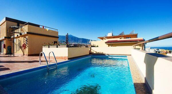 Holidays at Marquesa Hotel in Puerto de la Cruz, Tenerife