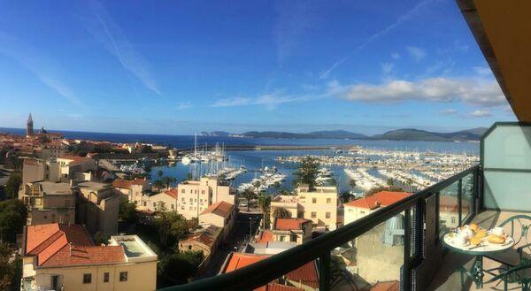 Holidays at Catalunya Hotel in Alghero, Sardinia