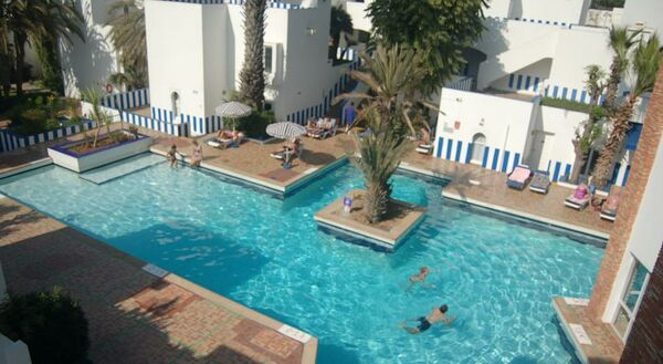 Holidays at Tagadirt Hotel in Agadir, Morocco