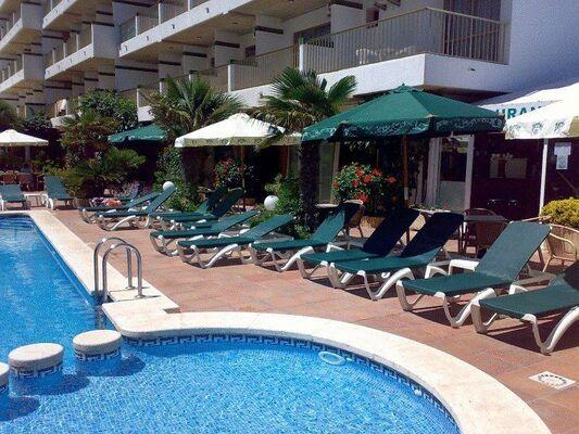 Holidays at Los Delfines Hotel in Peniscola, Costa del Azahar