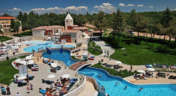 Holidays at Sol Garden Istra Hotel in Umag, Croatia