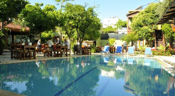 Holidays at Oscar Hotel in Antalya, Antalya Region