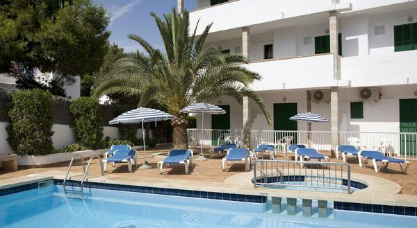 Holidays at Ses Puntetes Hotel in Cala d'Or, Majorca