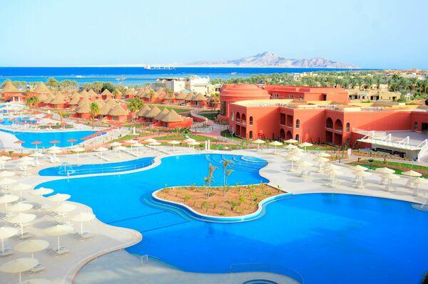 Holidays at Albatros Laguna Vista Beach in Nabq Bay, Sharm el Sheikh