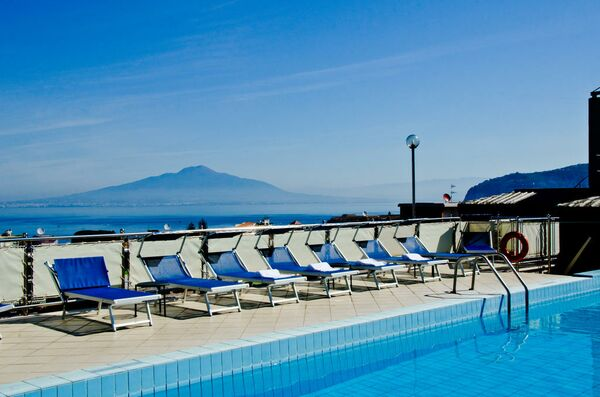 Holidays at Cesare Augusto Grand Hotel in Sorrento, Neapolitan Riviera