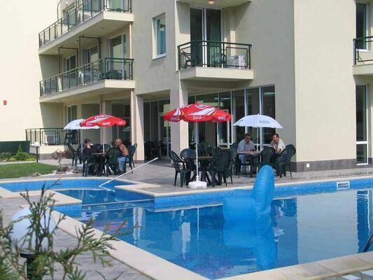 Holidays at Aurelia Hotel in Sunny Beach, Bulgaria