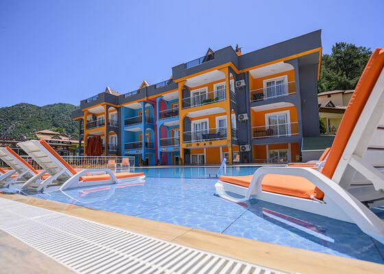 Holidays at SPEEDY Apartment (ex Can Apartments) in Icmeler, Dalaman Region