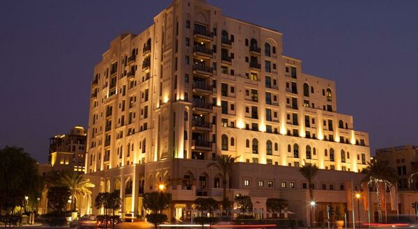 Holidays at Manzil Downtown Hotel in Sheikh Zayed Road, Dubai