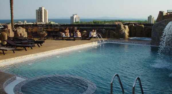 Holidays at Marieta Palace Hotel in Nessebar, Bulgaria