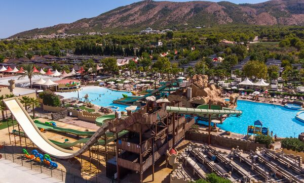 Holidays at Magic Aqua Robin Hood Resort in Albir, Costa Blanca