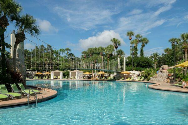 Holidays at Hyatt Regency Grand Cypress in Lake Buena Vista, Florida