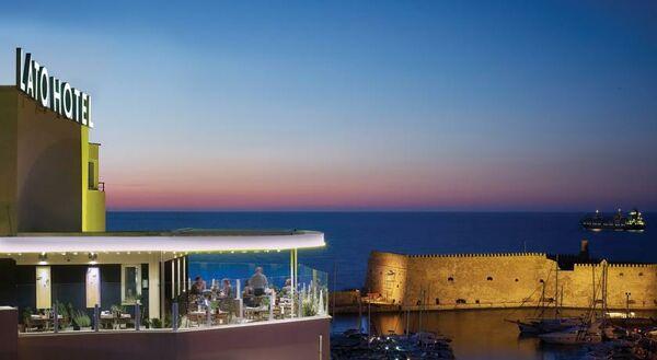 Holidays at Lato Hotel in Heraklion, Crete