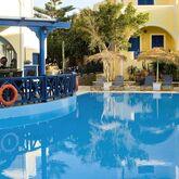 Holidays at Hermes Hotel in Kamari, Santorini