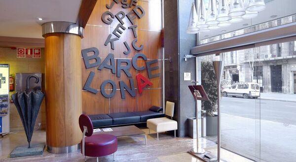Holidays at Evenia Rossello Hotel in Paseo de Gracia, Barcelona