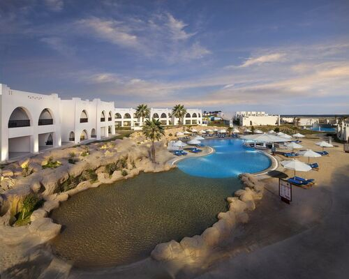Holidays at Hilton Marsa Alam Nubian Resort in Abu Dabbab, Marsa Alam