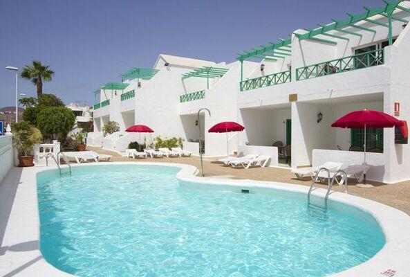 Holidays at Teneguia Apartments in Puerto del Carmen, Lanzarote