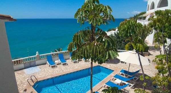 Holidays at Servigroup Montiboli Hotel in Villajoyosa, Costa Blanca