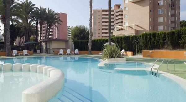 Holidays at Port Alicante in Playa San Juan, Alicante