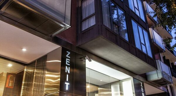 Holidays at Zenit Borrell Hotel in Eixample, Barcelona