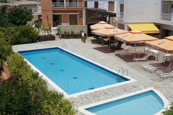 Holidays at Antonis G Hotel in Oroklini, Larnaca