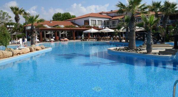 Holidays at Kermia Beach Bungalow Hotel in Ayia Napa, Cyprus
