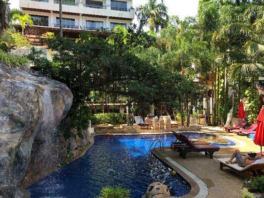 Holidays at Club Bamboo Boutique Resort in Phuket Patong Beach, Phuket