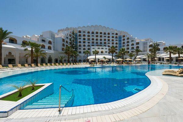 Holidays at Marhaba Palace Hotel in Port el Kantaoui, Tunisia