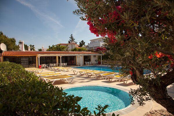 Holidays at Balaia Sol Holiday Club in Olhos de Agua, Albufeira