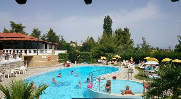 Holidays at Kassandra Bay Hotel in Kriopigi, Halkidiki