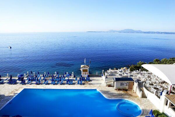 Holidays at Sunshine Corfu Hotel and Spa in Nissaki, Corfu