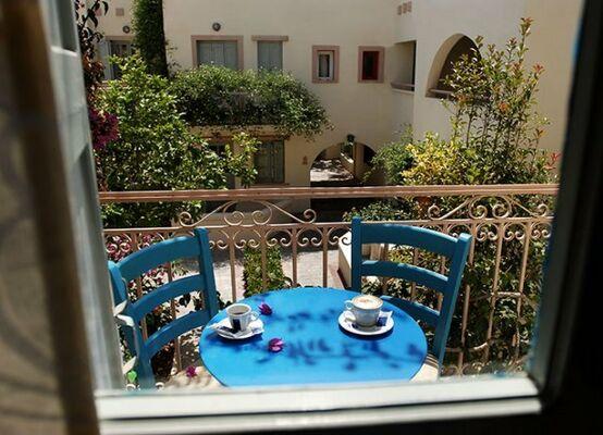 Holidays at Nissia and Kamares Apartments in Kardamena, Kos