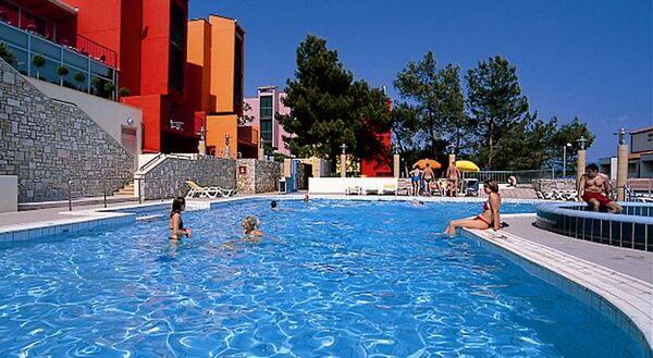 Holidays at Albona Hotel and Residence in Rabac, Croatia