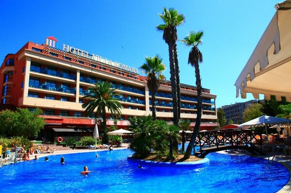 Holidays at Vil La Romana Hotel in Salou, Costa Dorada