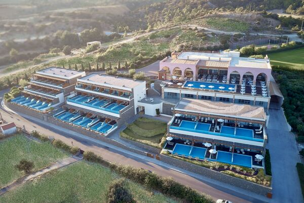 Holidays at Boutique 5 Hotel and Spa in Kiotari, Rhodes