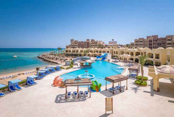 Holidays at Sunny Days Palma De Mirette Resort Hotel in Hurghada, Egypt