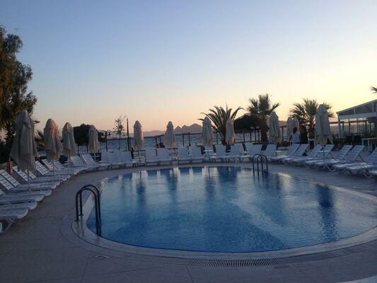 Holidays at Dragut Point North Hotel in Turgutreis, Bodrum Region