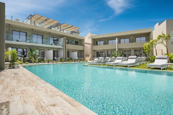 Holidays at Atlantica Amalthia Beach Resort - Adults Only in Agia Marina, Crete
