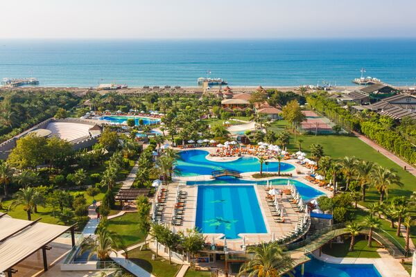 Holidays at Sherwood Exclusive Lara in Lara Beach, Antalya Region