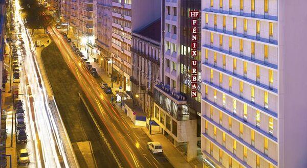 Holidays at HF Fenix Urban Hotel in Lisbon, Portugal