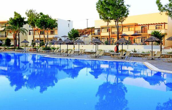 Holidays at Labranda Miraluna Village and Spa in Kiotari, Rhodes
