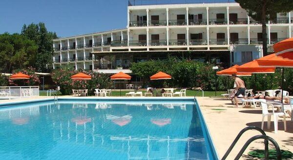 Holidays at Irinna Hotel in Svoronata, Kefalonia
