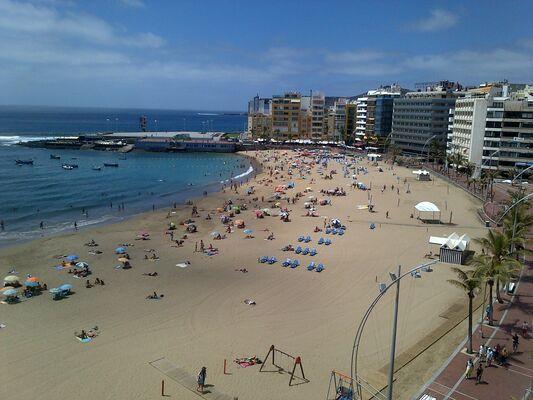 Holidays at RK Luz Playa Suites in Las Palmas, Gran Canaria