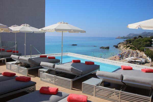Holidays at Serrano Palace Hotel in Cala Ratjada, Majorca