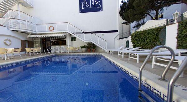 Holidays at Els Pins Hotel in Platja d'Aro, Costa Brava