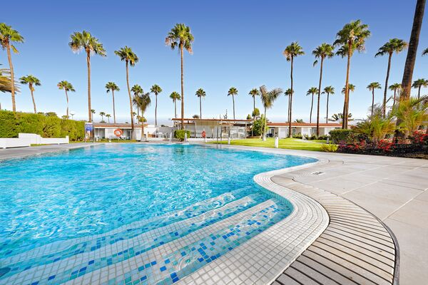 Holidays at Relaxia Los Girasoles Bungalows in Playa del Ingles, Gran Canaria