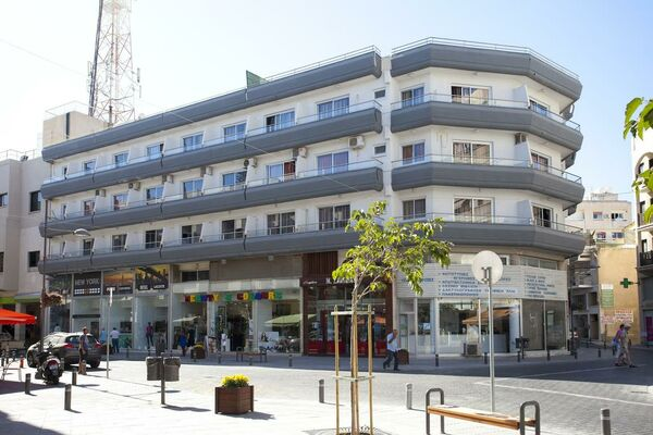 Holidays at Petrou Bros Hotel & Apartments in Larnaca, Cyprus