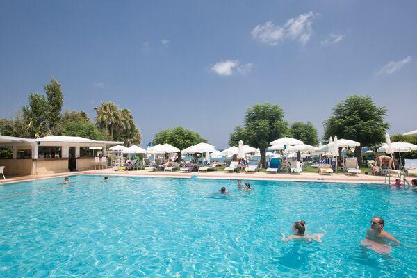 Holidays at Iliada Beach Hotel in Protaras, Cyprus