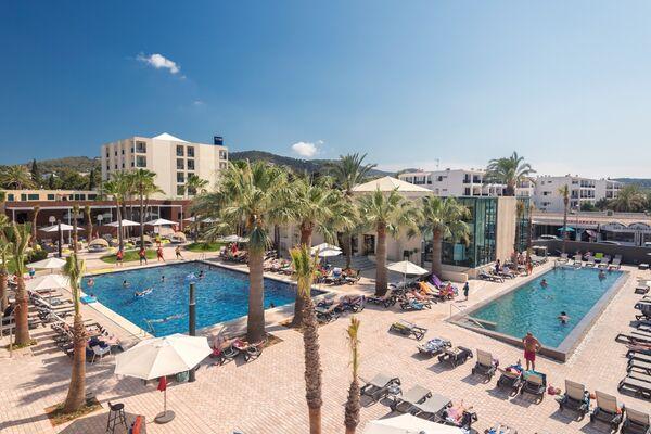 Holidays at Occidental Ibiza Hotel in San Antonio Bay, Ibiza