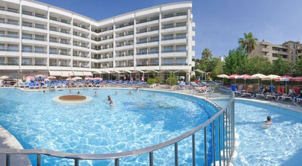 Holidays at Olympus Palace Hotel in Salou, Costa Dorada